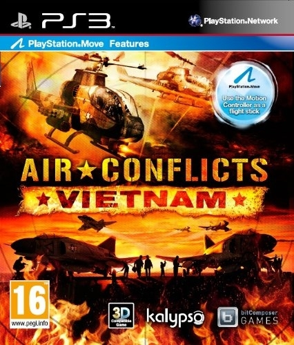 Air Conflicts Vietnam Move (PS3)
